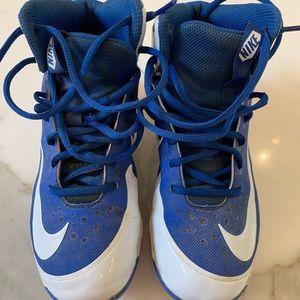 Nike Huarache Baseball Cleats Size 3.5 Big Kid